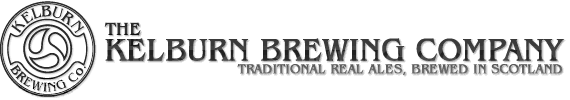 The Kelburn Brewing Company, Tradional Real Ales, Brewed In Scotland